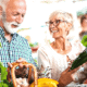Couple Picks Out Heart Healthy Foods